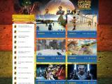 Игры Стар Варс онлайнhttp://star-vars.ru/Тематика: ИгрыPR: 0, тИЦ: 0